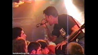 11 Strung Out - Talking To Myself - 1997-01-31 San Sebastián, Spain - Sala Keops rare