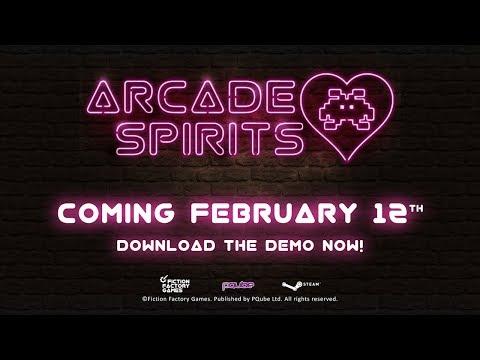 Arcade Spirits - Release Date Announcement thumbnail