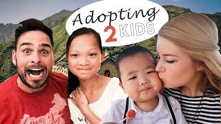 China Adoption: Lincoln & Penelope's Gotcha Day!