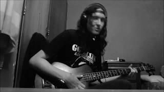 КИНО (KINO) - Место для шага вперёд (Bass Cover)