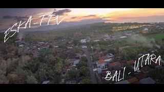 Fpv cinematic I North bali I Bali utara I rajawali bouraq I bali fpv I buleleng fpv I sunset
