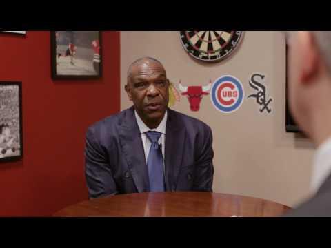 Andre Dawson Chicago Interview