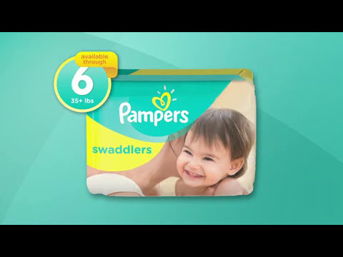 Pampers Swaddlers Diapers Jumbo Pack ( All Size - Preemie Newborn 1 2 3 4 5 6 )