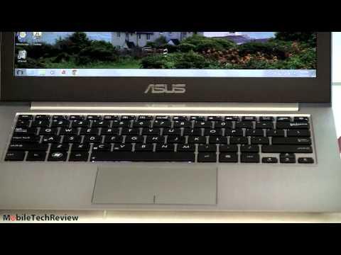 Asus Zenbook Prime UX31A Review