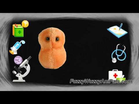 Stuffed Earache Microbe