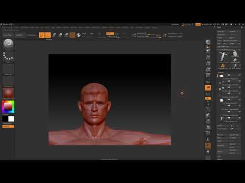 Character Creator 3 Tutorial - GoZ: ZBrush Character Creation Part 2