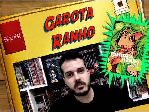 Review Honesto - Garota Ranho | Quadrinhos na Cia.