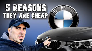 Why Used BMWs Are So CHEAP