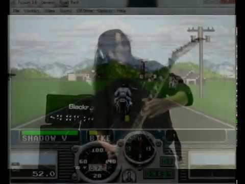 Road Rash Intro - Guitar Cover - Sega Megadrive / Genesis - Shadow Venger