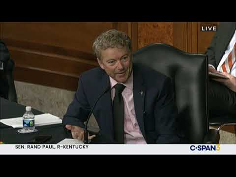 Dr. Anthony Fauci gets fed up and schools Sen. Rand Paul during hearing