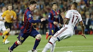 """Lionel Messi Humiliates Great Players HD """"NEW"""""""
