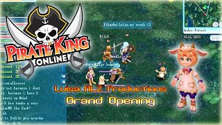 Pirate King Online - Grand Opening