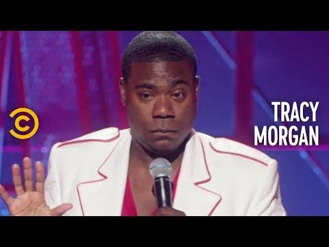 """""""Y'All Way Too Hard"""" on Paula Deen - Tracy Morgan"""