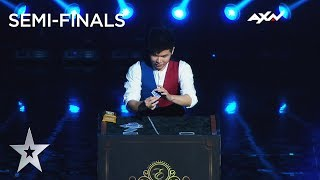 Eric Chien (Taiwan) Semi-Final 2 - VOTING CLOSED   Asia's Got Talent On AXN Asia