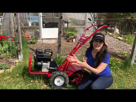 Niki Jabbour's Super Bronco Rototiller Review