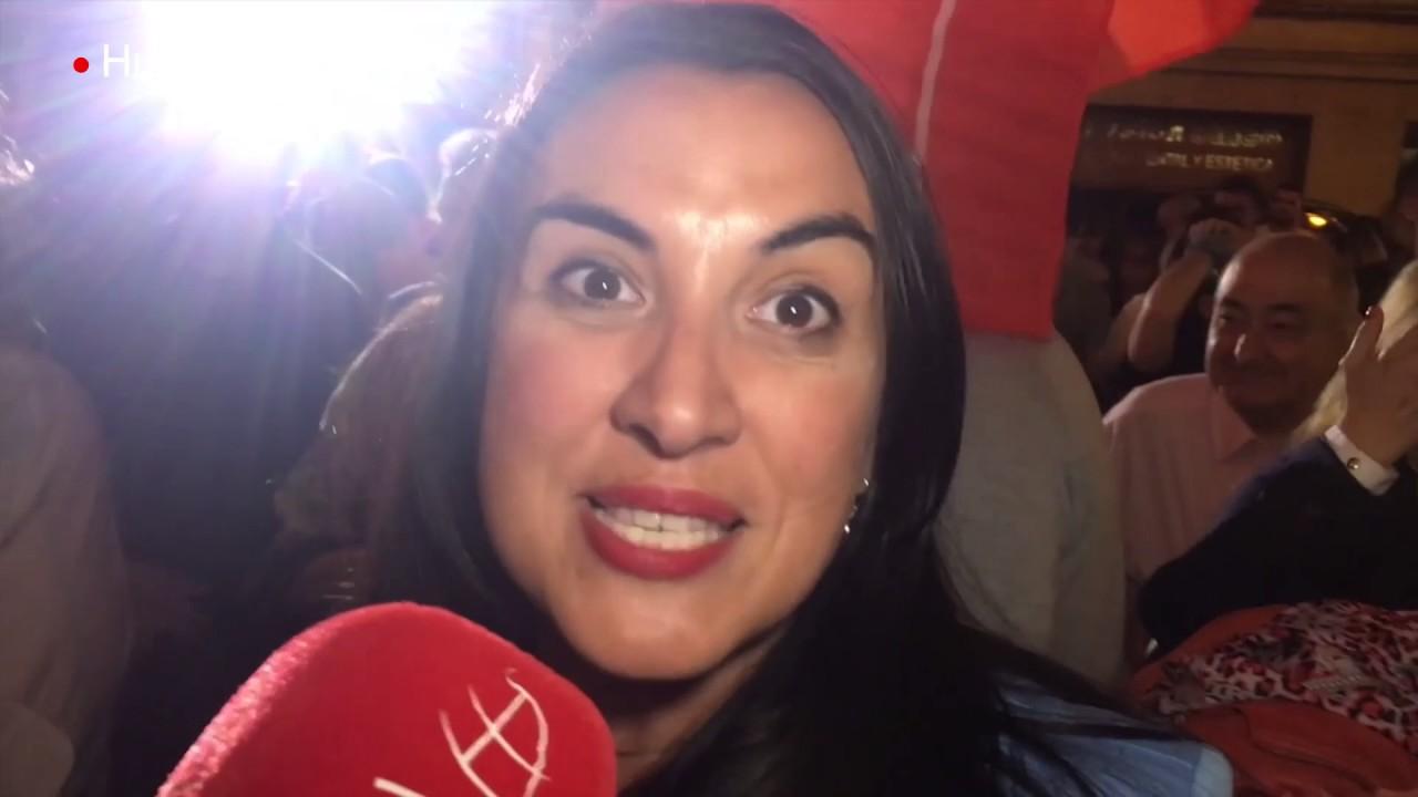 Pedro Sánchez fue elegido nuevo secretario general del PSOE