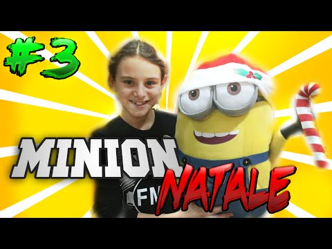 HO VINTO MINION CAPPELLO NATALE #3 - BIG PELUCHE WIN at CLAW MACHINE alle macchinette GANCIO