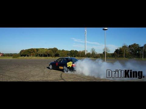 Street Drifting | BMW 325i | Burnouts | Donuts