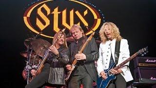 Styx Live Full Concert 102316