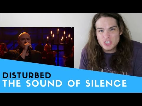 Voice Teacher Reacts To Disturbeds Cover Of The Sound Of Silence