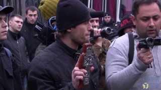 Православные активисты против феминисток