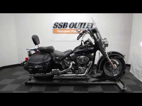 2003 Harley-Davidson FLSTC/FLSTCI Heritage Softail® Classic in Eden Prairie, Minnesota