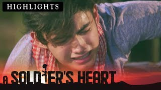 [ABSCBN]  Amir's life is in danger | A Soldier's Heart (With Eng Subs)