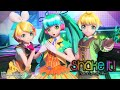 【MMD】Shake It! English Version │Hatsune Miku, Kagamine Rin & Len