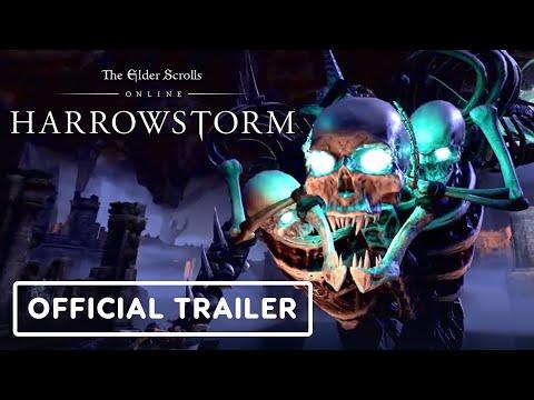 The Elder Scrolls Online: Harrowstorm - Official Gameplay Trailer