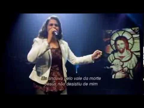 Música Jesus Não Desiste de Mim