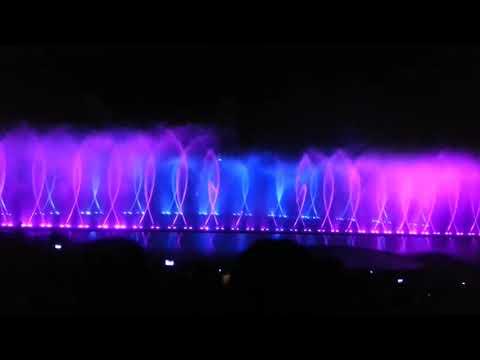 Đài phun nước Thiên Phú thực hiện ở HCM