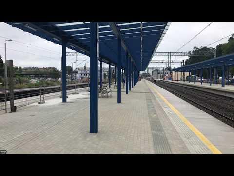 Wideo1: Przebudowa dworca PKP w Lesznie