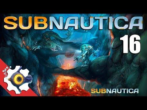 Subnautica MOD+ - díl 16. - Cesta do středu země !