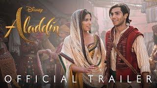Disney's Aladdin Official Trailer - In Cinemas May 23!