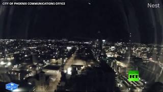 اغاني طرب MP3 كاميرات تسجل لحظة سقوط نيزك في أريزونا تحميل MP3