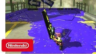 Splatoon 2 - Single Player Mode  Demonstration - Nintendo E3 2017