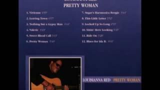 Louisiana Red - Pretty Woman (Full Album)