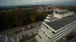 preview picture of video 'Zlaté kúpele z vtáčej perspektívy'