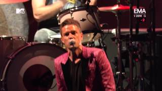 The Killers   Runaways (Live V Festival 2014) 1080p