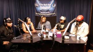 The Roll Out Show - COMEDIAN REEDO BROWN and TDP - 2-24-16