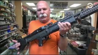 Трамп и оружие