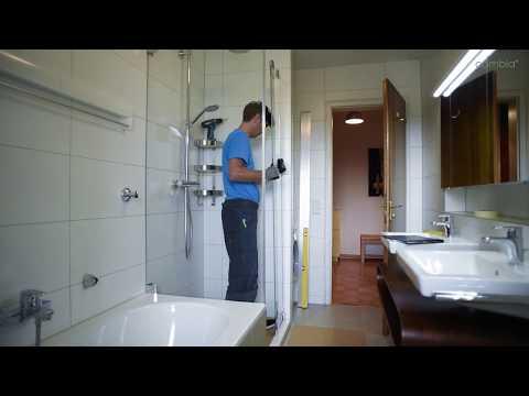 Duschabtrennung einbauen: Duschen Montage mit Profi-Tipps