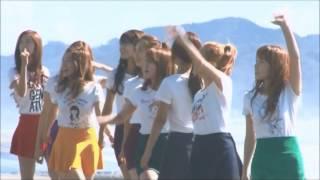 Girls'Generation--Tears 中字MV (Girls'Generation Kingdom)