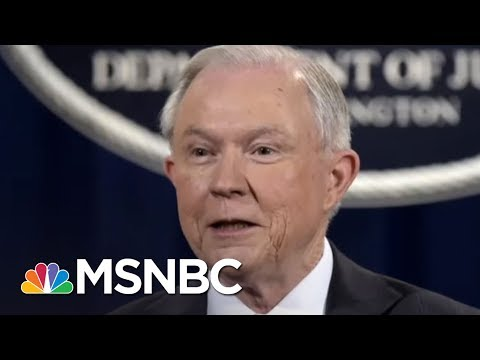 AG Jeff Sessions Will Be A Witness Against President Donald Trump | The Last Word | MSNBC
