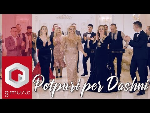 Flora Gashi ft Aziz Murati f Motrat Hoxha f Elion - Potpuri per Dashni