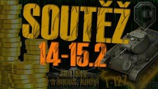 World of Tanks CZ/SK | SOUTĚŽ & 1000+SUB | CoudyCZE [HD]