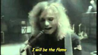 Cheap Trick - The flame (with lyrics)