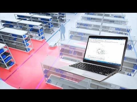 モバイルロボット:イージーオペレーション