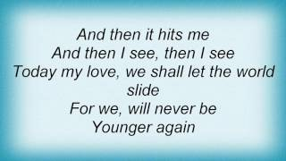 311 - Today My Love Lyrics
