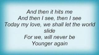 311 - Today My Love Lyrics